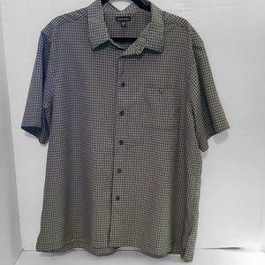 LN - George Men's button down short sleeve